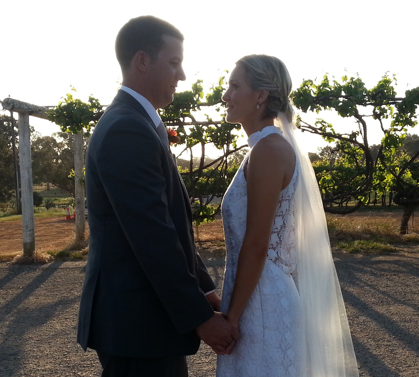 Wedding Limousine WA helped Kate and Richard celebrate their wedding day. Limo hire Perth WA also offers School ball limos WA and winery limo tours Perth WA