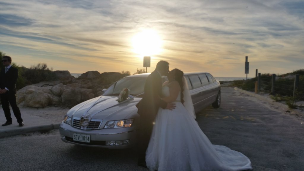 Limousines Unlimited helped with Cassandra and Matt's wedding. We also cater for school ball limos, Swan Valley winery limo tours and wedding limos Perth