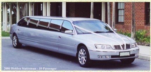 Statesman Limo hire Perth limousine hire Perth limo prices
